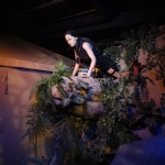 Angelina Jolie in Tomb Raider - Wax Museum Niagara Falls Attraction