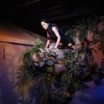 Angelina Jolie in Tomb Raider - Wax Museum Niagara Falls Attraction