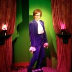 Austin Powers Wax Figure