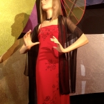 Barbra Streisand Wax Figure