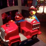 Bert and Ernie Kid's Ride