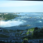 Overview of Niagara Falls