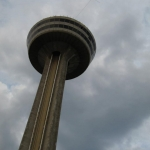 Skylon Tower Wirewalk