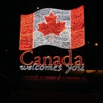 Canada Animated Display Flag
