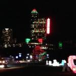 Christmas Lighted Casino