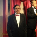 Clark Gable Wax Figure
