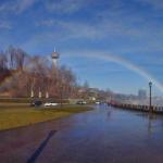 Rainbow Shot in Niagara Falls