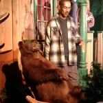 Dr. Dolittle Wax Figure