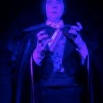 Dracula Wax Figure