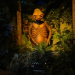 E.T. Wax Figure