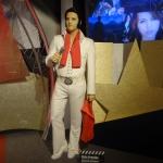 Elvis Presley Wax Figure