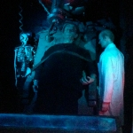 Frankenstein Wax Figure