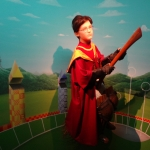 Harry Potter Wax Figure