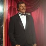 Hollywood Actor Wax Figure