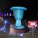 Incense Burner at the Winter Festival of Lights