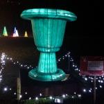 Incense Burner at the Niagara Falls Winter Festival of Lights