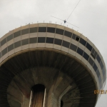 Jay Cochrane Wirewalk Skylon Tower