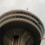 Jay Cochrane Wirewalk Skylon Tower