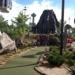Clifton Hill Dinosaur Golf