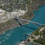 Border Bridge Niagara Falls