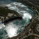 Overview Niagara Falls