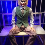 Joker Wax Figure