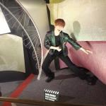 Justin Bieber Wax Figure