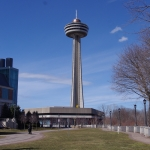 Skylon Tower Full View
