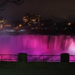 Night Time Niagara Falls
