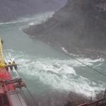 View of Water of Niagara Falls