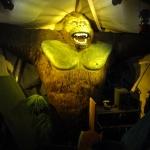 King Kong Wax Figure