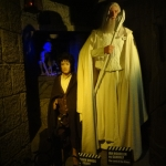 Lord of The Rings Wax Figures