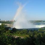 Niagara Falls Rainbow Shot