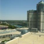 Skylon Tower and Casino Niagara Falls Shot