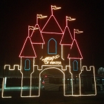 Magic of Winter Animated Lighting Display