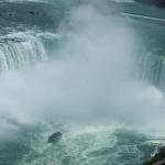 Shot of Niagara Falls