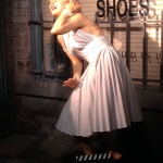 Marilyn Monroe Wax Figure