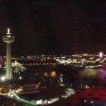 Night Time in Niagara Falls
