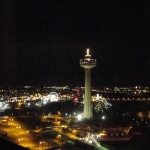 Niagara Falls Night Time