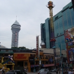 WWE Tower and Clifton Hill