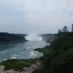 Full View of Niagara Falls