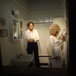 Fatal Attraction Wax Figures