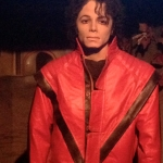 Michael Jackson Wax Figure
