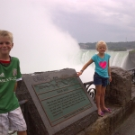 Table Rock Niagara Falls