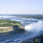 Shot of Niagara Falls