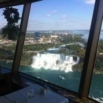 Niagara Falls Dining at Revolving Dining Room