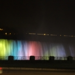Niagara Falls Illumination Vacation Picture