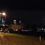 Night Time Shot in Niagara Falls