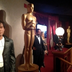 Oscar Statue at Movieland Wax Museum