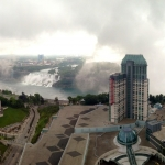 Skylon Tower and Casino Shot